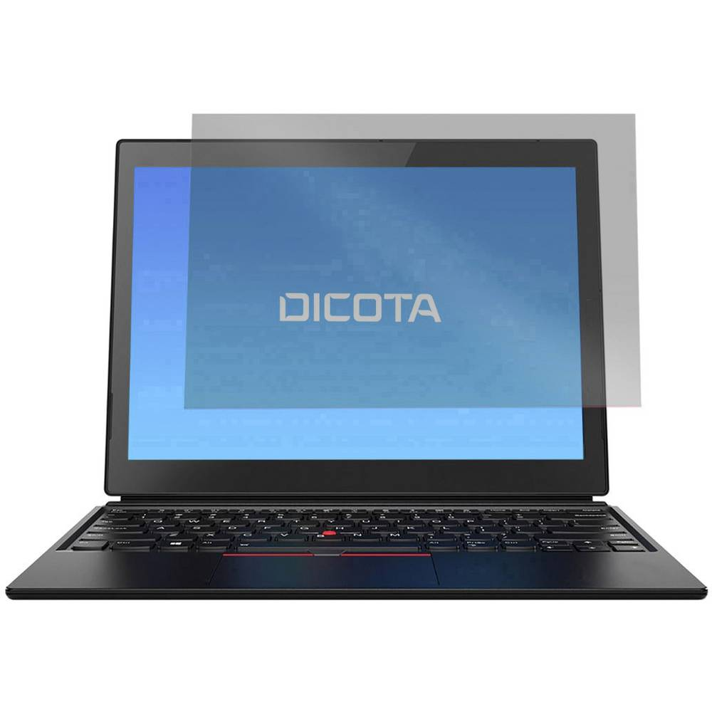 Dicota Dicota Secret 2-Way, side-mounted - Sich zaščitna zaslonska folija 33,0 cm (13) D70030 Primerno za model: Lenovo ThinkPa