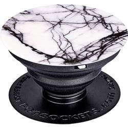 POPSOCKETS 96499-White Marble stojalo za mobilni telefon bela, črna