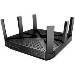 TP-LINK Archer C4000 WLAN ruter 2.4 GHz, 5 GHz, 5 GHz
