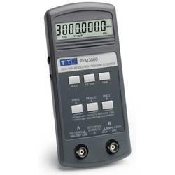 Frekvenčni števec Aim TTi PFM3000 3 Hz - 3 GHz Tovarniški standardi (lastni)