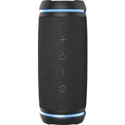 Bluetooth zvučnik swisstone BX 520 TWS AUX, Funkcija govora slobodnih ruku, Zaštićen protiv prskajuće vode Siva