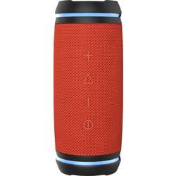 Bluetooth zvučnik swisstone BX 520 TWS AUX, Funkcija govora slobodnih ruku, Zaštićen protiv prskajuće vode Narančasta