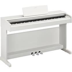 digitalni piano Yamaha Arius YDP-144WH bela s vključenim napajalnikom