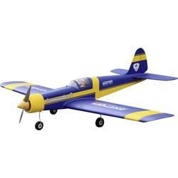 EXTRON Modellbau Commander 3 modra rc model motornega letala arf 1550 mm