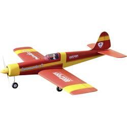 EXTRON Modellbau Commander 3 Rdeča RC Model motornega letala ARF 1550 mm