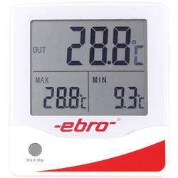 Mjerač temperature ebro TMX 420 Mjerno područje temperature -50 Do +70 °C