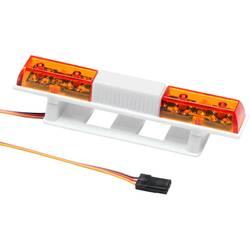Pichler led opozorilna žarnica oranžna 6 - 4 V
