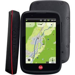 Falk Tiger Evo navigacijski uređaj za bicikl geocaching, bicikliranje, hodanje europa zaštita od prskanja vode