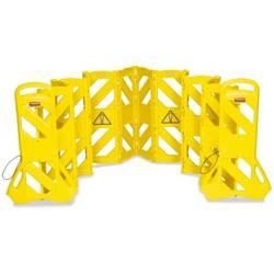Rubbermaid 0086876166729 Kolesca 16 sistema zapiranja povezujejo do 4 m HxWxD zaprto plastiko (Š x V x G) 570 x 1016 x 350 mm