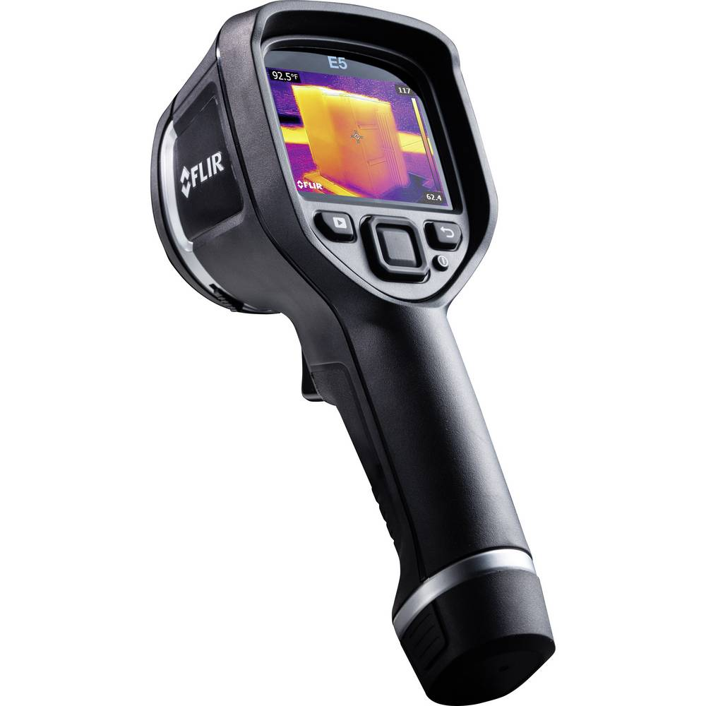 FLIR E5xt toplotna kamera -20 do 400 °C 160 x 120 piksel 9 Hz msx, WiFi