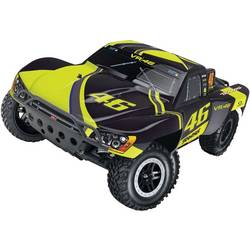 Traxxas Slash s ščetkami 1:10 RC Modeli avtomobilov Elektro Short Course 2WD RtR 2,4 GHz Vklj. akumulator in polnilnik