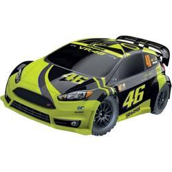 Traxxas Ford Fiesta Rally VR46 s ščetkami 1:10 RC Modeli avtomobilov Elektro Cestni model Pogon na vsa kolesa RtR 2,4 GHz