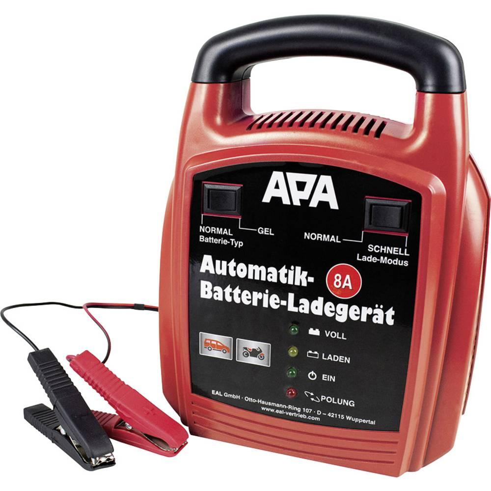 APA 16628 avtomatski polniknik 12 V 5.6 A, 2.5 A