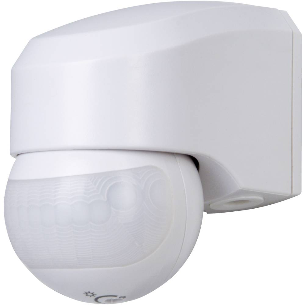 Kopp 823702011 nadometna javljalnik gibanja 110 ° bela ip44