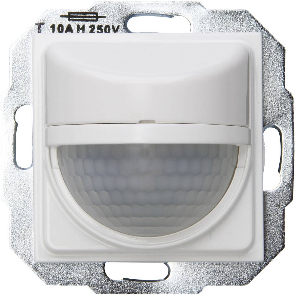 Kopp 840629041 podometna javljalnik gibanja 180 ° čista bela ip40