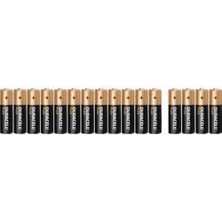 Mignon (AA)-Baterija Alkalno-manganov Duracell Plus Power 12+4 1.5 V 16 KOS