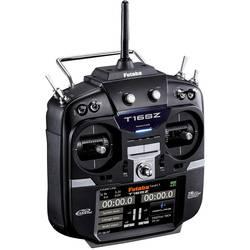 Futaba T16SZ Potless Ročni daljinski upravljalnik 2,4 GHz Kanali (število): 16 Vklj. sprejemnik
