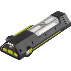 LED Svjetiljka za kampiranje Goal Zero Torch 250 LED solarno napajanje, pogon na dinamo, pogon na punjivu bateriju 408 g Crno-žu
