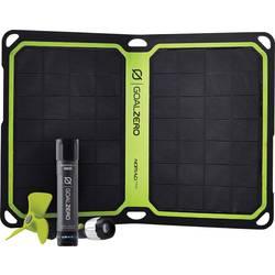 Solarni polnilnik Goal Zero Solar-Kit Nomad 7+ - Switch10 Core 42034 Polnilni tok (maks.) 800 mA 7 W Kapacitivnost (mAh, Ah) 260