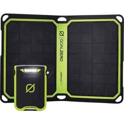 Solarni polnilnik Goal Zero Solar-Kit Nomad 7+ - Venture 30 41050 Polnilni tok (maks.) 800 mA 7 W Kapacitivnost (mAh, Ah) 7800 m