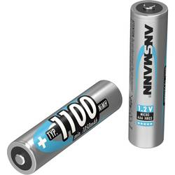 Micro (AAA) akumulator NiMH Ansmann maxE HR03 1100 mAh 1.2 V 1 ST