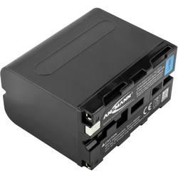 Kamera-akumulator Ansmann Zamjenjuje originalnu akU. bateriju NP-F970 7.4 V 6600 mAh A-Son NP-F970