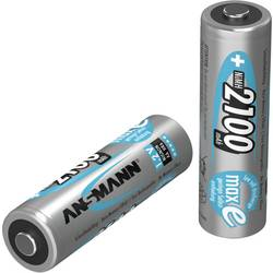 Mignon (AA) akumulator NiMH Ansmann maxE HR06 2100 mAh 1.2 V 1 ST