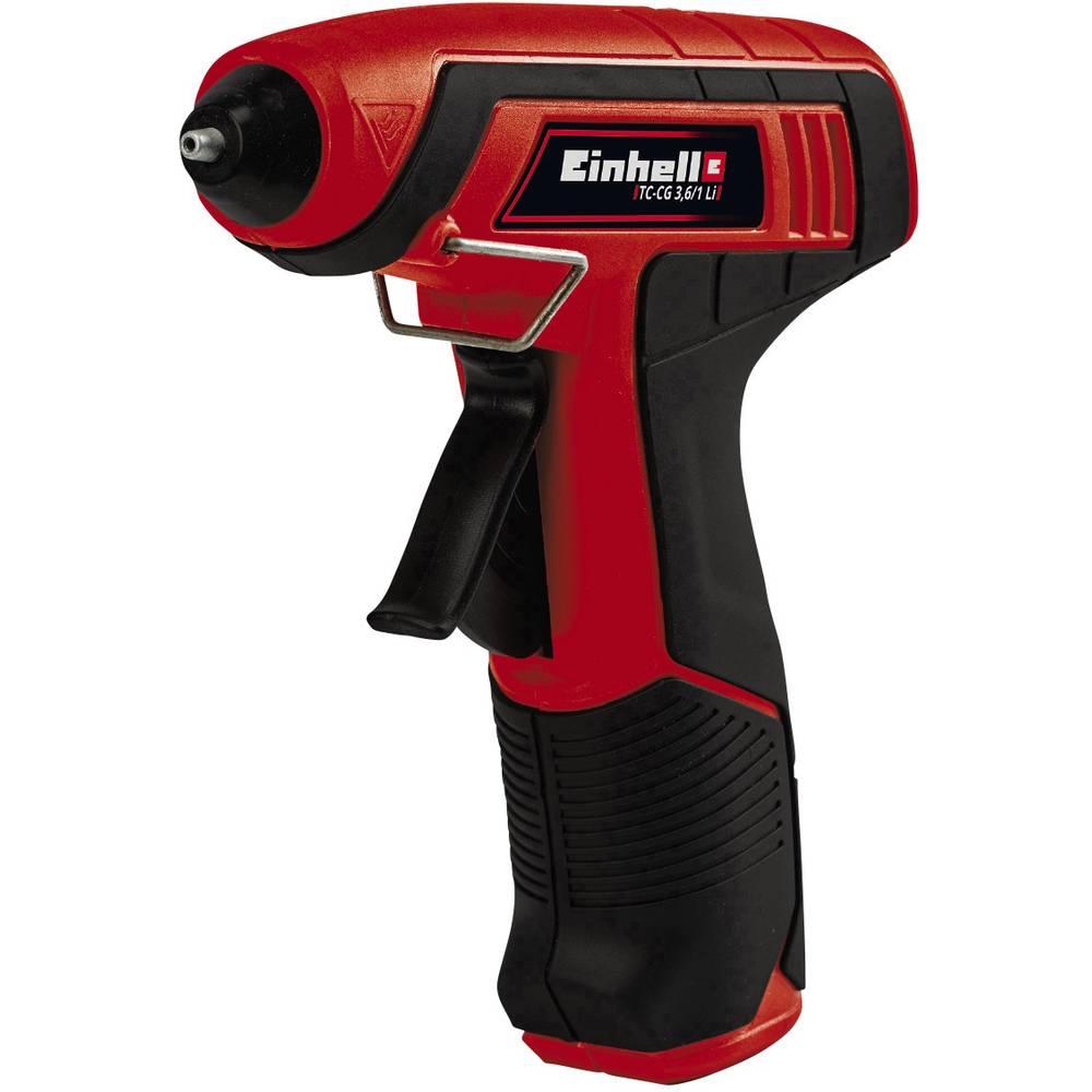 Einhell TC-CG 3,6/1 Li Akumulatorska pištola za vroče lepljenje Vklj. oprema 7 mm 3.6 V