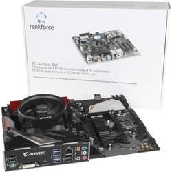 PC Tuning-Kit (Media) AMD Ryzen 5 2400G (4 x 3.6 GHz) 16 GB AMD Radeon Vega Graphics Vega 11 ATX