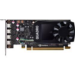 Grafična kartica za delovno postajo Dell Nvidia Quadro P1000 4 GB GDDR5-RAM PCIe x16 Mini DisplayPort
