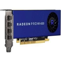 Grafična kartica za delovno postajo Dell AMD Radeon Pro WX 4100 4 GB GDDR5-RAM PCIe x16 Mini DisplayPort