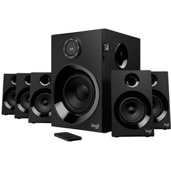Logitech Z607 5.1 pc zvučnik Bluetooth®, žičani 80 W crna