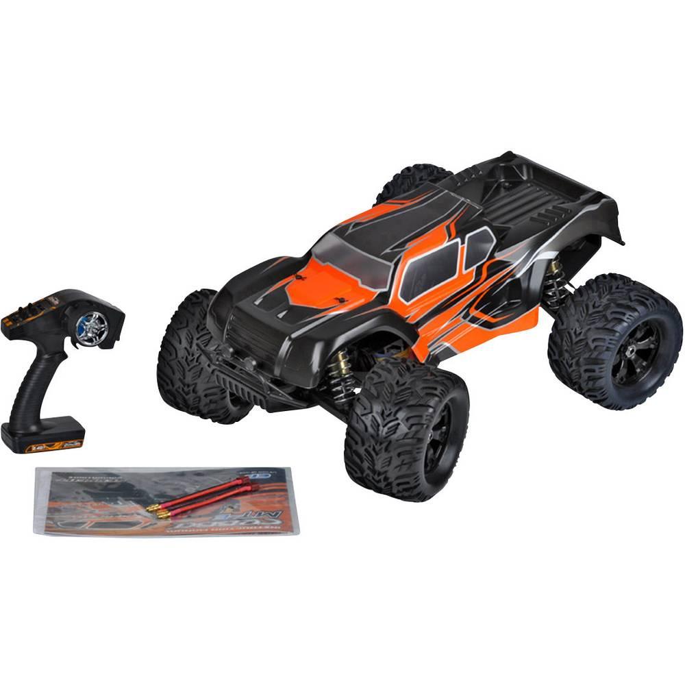 Serpent Cobra MT-e brez ščetk 1:8 RC Modeli avtomobilov Elektro Monster Truck Pogon na vsa kolesa RtR 2,4 GHz