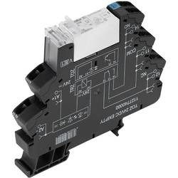 relejni modul 10 St. Weidmüller TRZ 24VDC 1NO HCP Nazivni napon: 24 V/DC Prebacivanje struje (maks.): 16 A 1 zatvarač