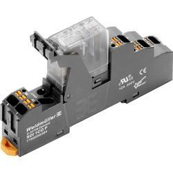 relejni modul 10 St. Weidmüller DRIKITP 24VDC 1CO LD Nazivni napon: 24 V/DC Prebacivanje struje (maks.): 10 A 1 prebacivanje