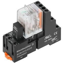 relejni modul 10 St. Weidmüller DRMKIT 24VDC 2CO LD Nazivni napon: 24 V/DC Prebacivanje struje (maks.): 10 A 2 prebacivanje