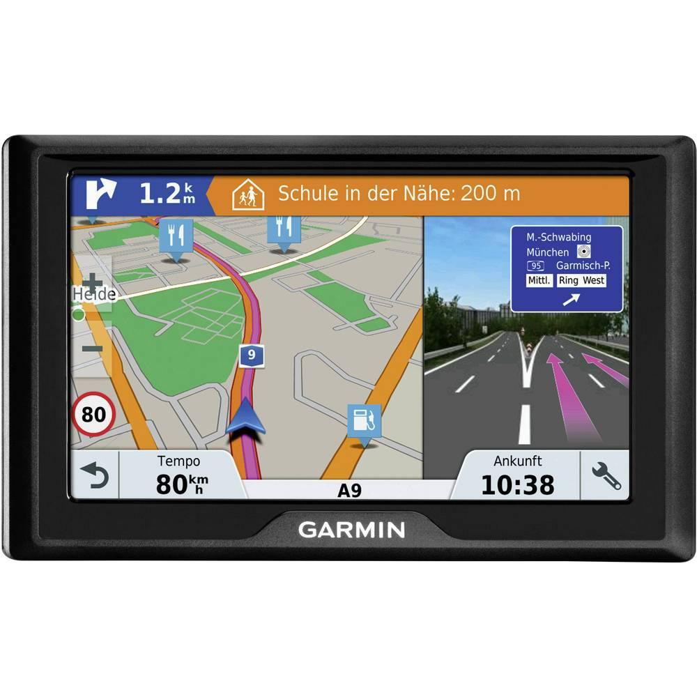 Garmin Drive 5 MT-S Navigacija 12.7 cm 5  Evropa