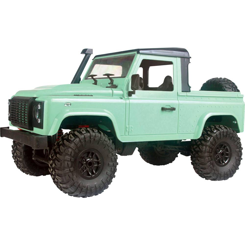 Amewi Pickup Crawler s ščetkami 1:16 RC Modeli avtomobilov Elektro Crawler Pogon na vsa kolesa (4WD) RtR 2,4 GHz