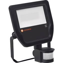 LEDVANCE FLOODLIGHT SENSOR 20 4058075143555 LED zunanji reflektor z detektorjem gibanja 20 W nevtralno bela