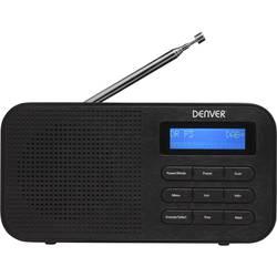 Denver DAB-42 prenosni radio DAB+, UKW črna