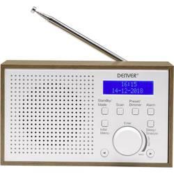 Denver DAB-46 namizni radio DAB+, UKW bela