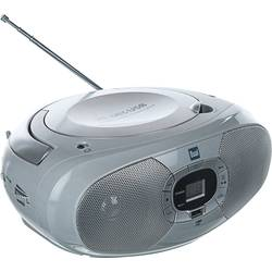 Dual P 390 cd radio ukw, am cd, usb siva