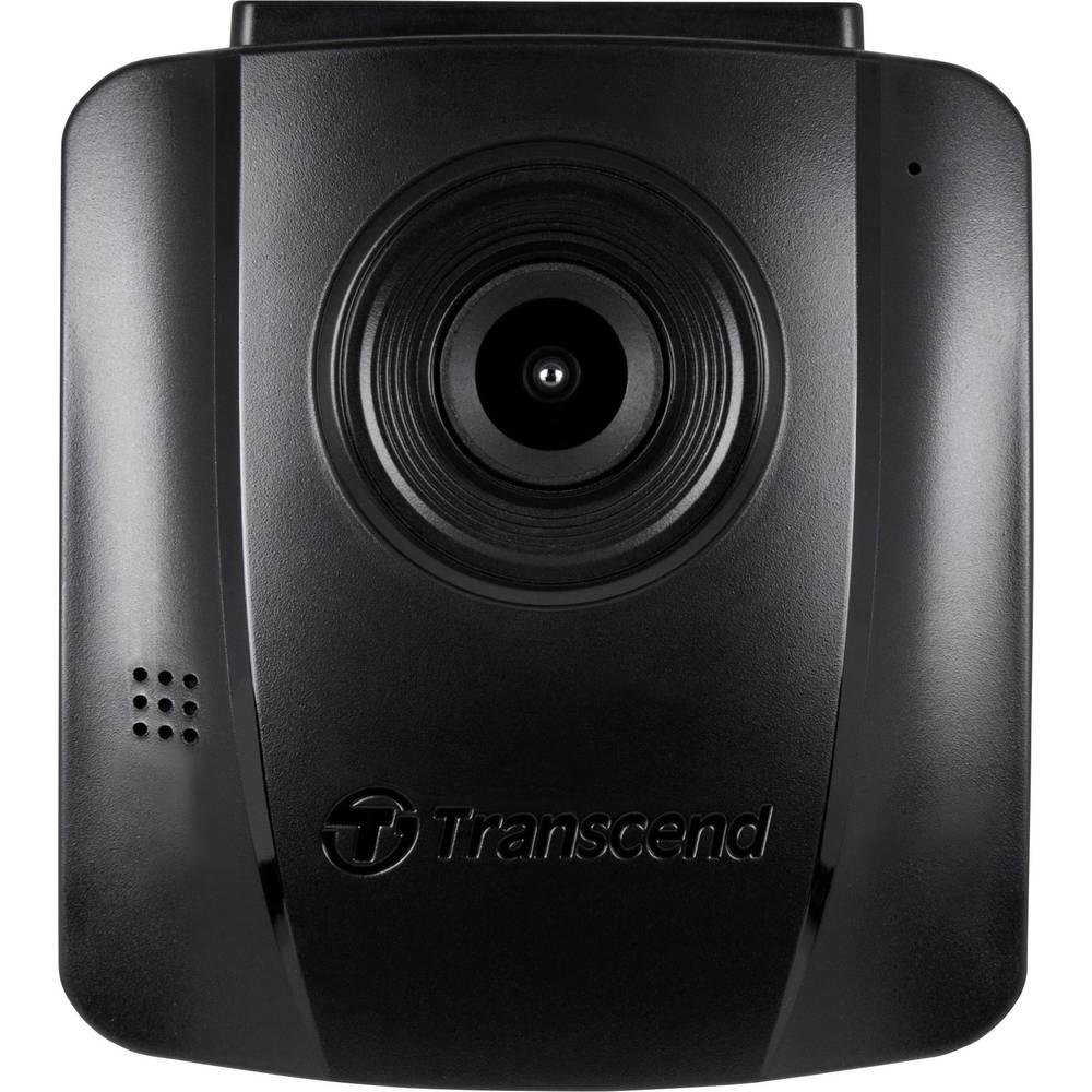 Transcend DrivePro 110 avtomobilska kamera z gps-sistemom Razgledni kot - horizontalni=130 °