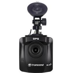 Transcend DrivePro 230 avtomobilska kamera z gps-sistemom Razgledni kot - horizontalni=130 °