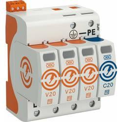 OBO Bettermann 5095333 OBO V20-3 + NPE + FS-280 Merilnik pretoka V20 tripolni z NPE + FS IP20