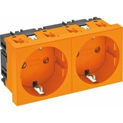 Vložek za naprave Vtičnica (Š x V x G) 90 x 45 x 42 mm OBO Bettermann 6120024 1 KOS Oranžna