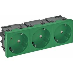 Vložek za naprave Vtičnica (Š x V x G) 135 x 45 x 40 mm OBO Bettermann 6120506 1 KOS Zelena