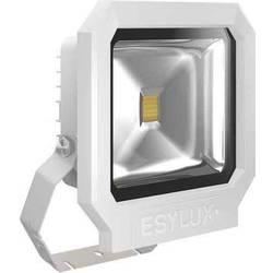 ESYLUX OFL SUN LED 50W3K ws LED zunanji reflektor LED 45 W EEK: LED (A++ - E) Bela