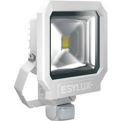 ESYLUX AFL SUN LED30W 3K ws LED zunanji reflektor LED 28 W EEK: LED (A++ - E) Bela
