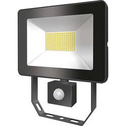 ESYLUX AFLBASICLED50W 4K BK LED zunanji reflektor LED 50 W EEK: LED (A++ - E) Črna